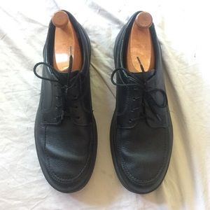 Mephisto air jet 10.5 black Oxford shoes
